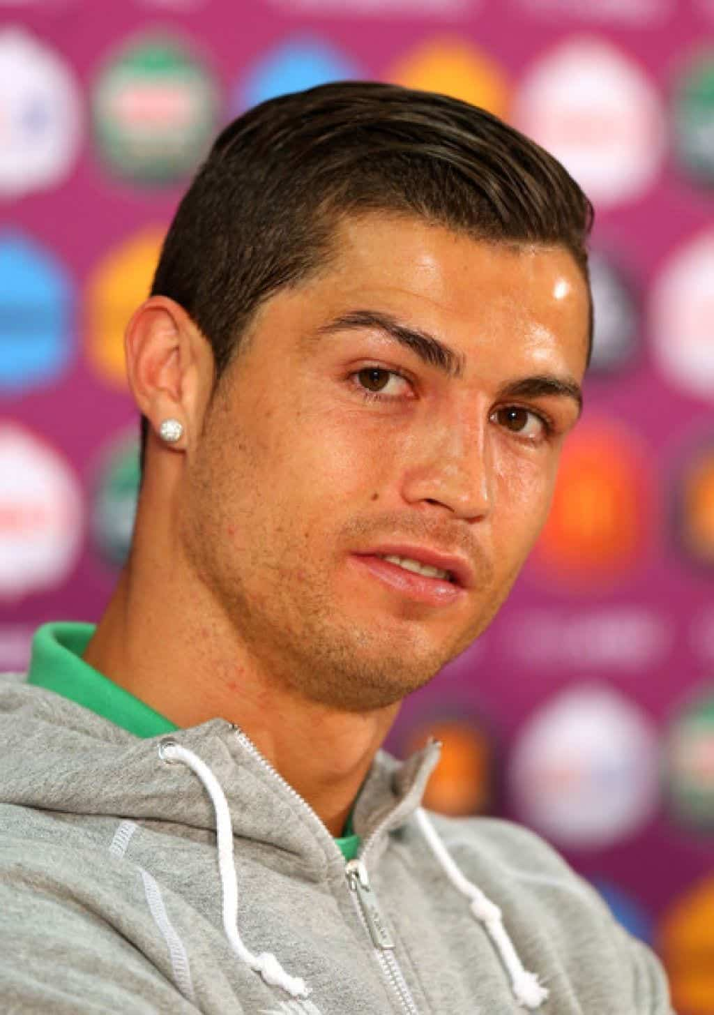 cristiano ronaldo hairstyles20 most popular hair cuts pics