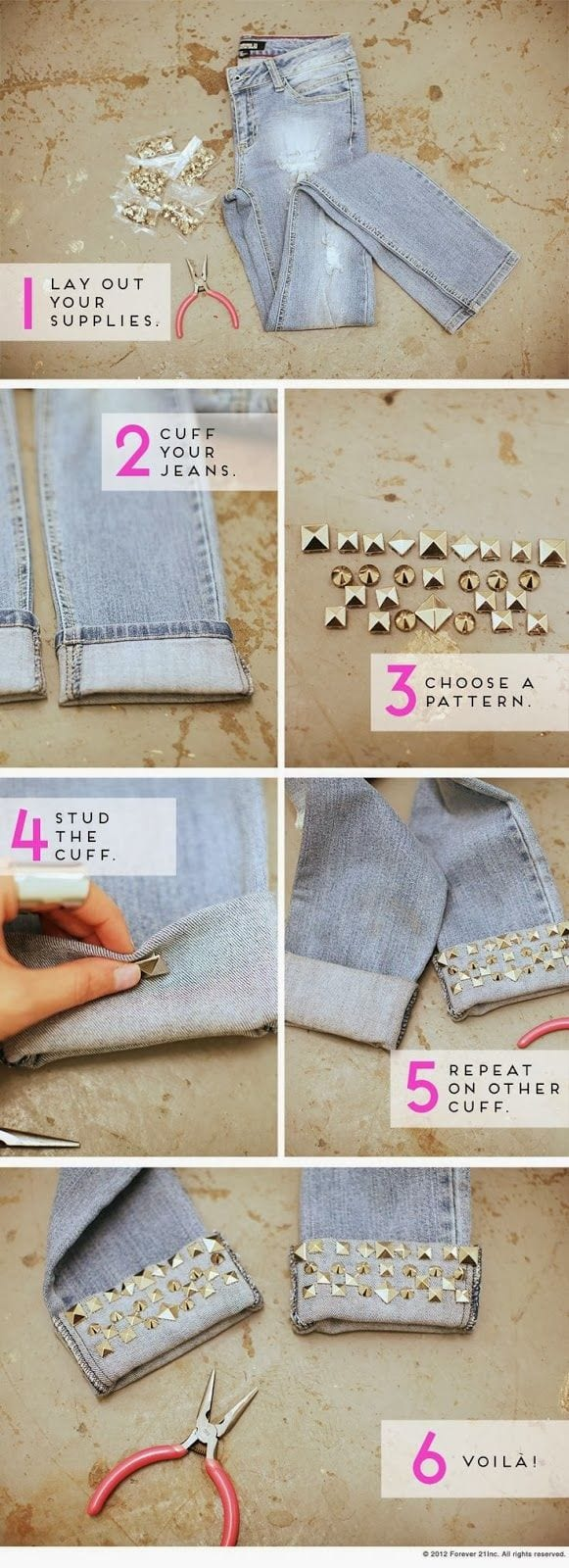 dd084da1290af22f1a0a487b3f7b56811 30 Easy DIY Summer Fashion Ideas With Step by Step Tutorials