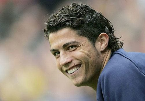 dhair Cristiano Ronaldo Hairstyles-20 Most Popular Hair Cuts Pics