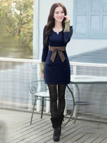 feb6075e1fa96dd8de97646ee9167d47 Korean Women Fashion - 18 Cute Korean Girl Clothing Styles