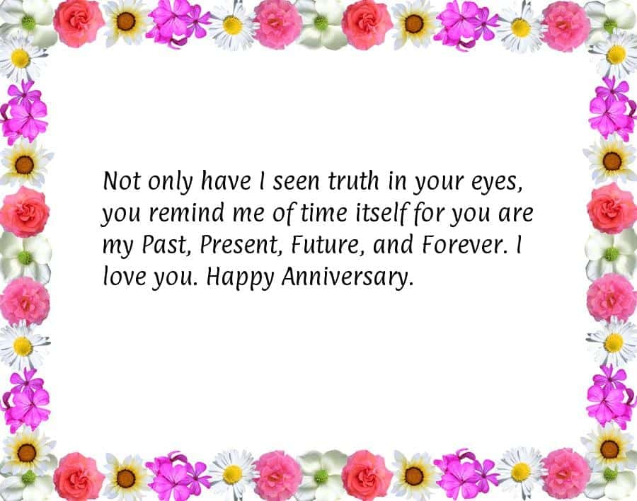 not-only-have-i-seen-truth-happy-anniversary-messages-to-my-husband 20 Sweet Wedding Anniversary Quotes for Husband He will Love