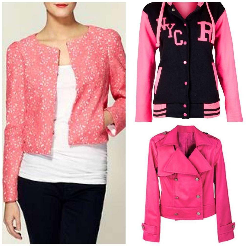 pink-jackets-for-girls-1024x1009 15 Cute Pink Accessories Every Teen Girl Needs To have These Days