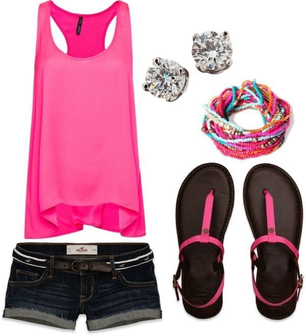 pink-summer-accessories-school 15 Cute Pink Accessories Every Teen Girl Needs To have These Days