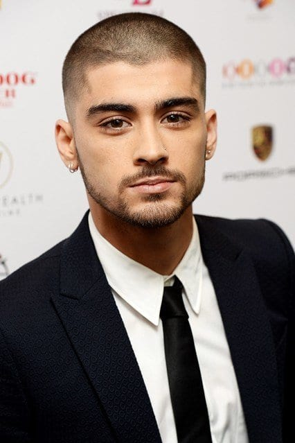 Latest Zayn Malik Hairstyles (17)