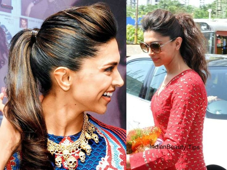 167 Deepika Hairstyles-20 Best Hairstyle of Deepika Padukone