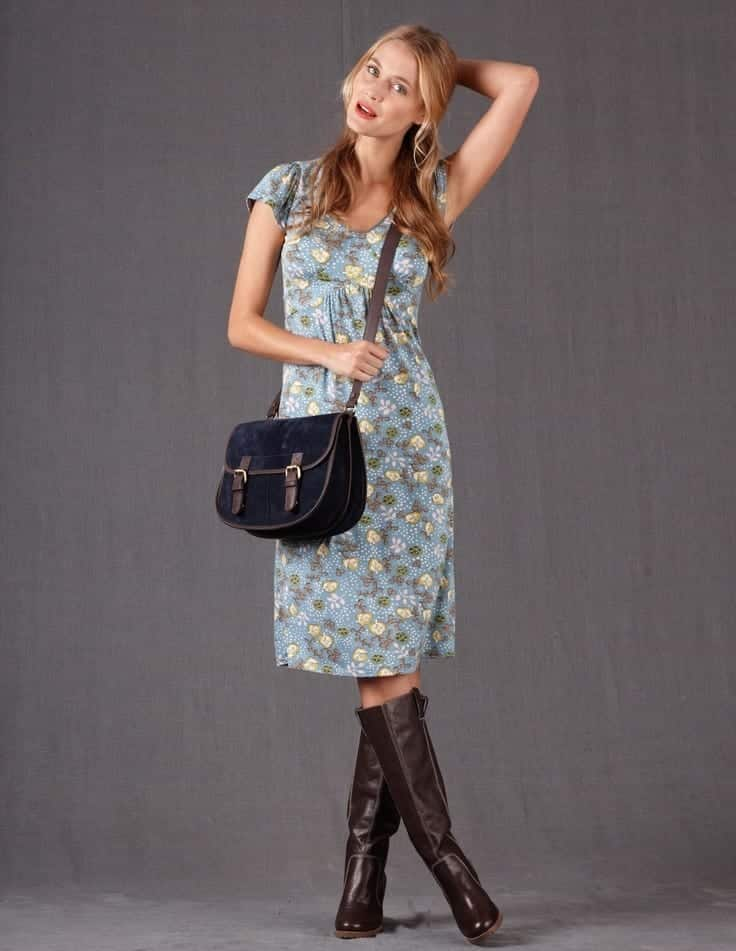 185 Tea Dresses Fashion-19 Ways to Wear Tea Dresses Fashionably