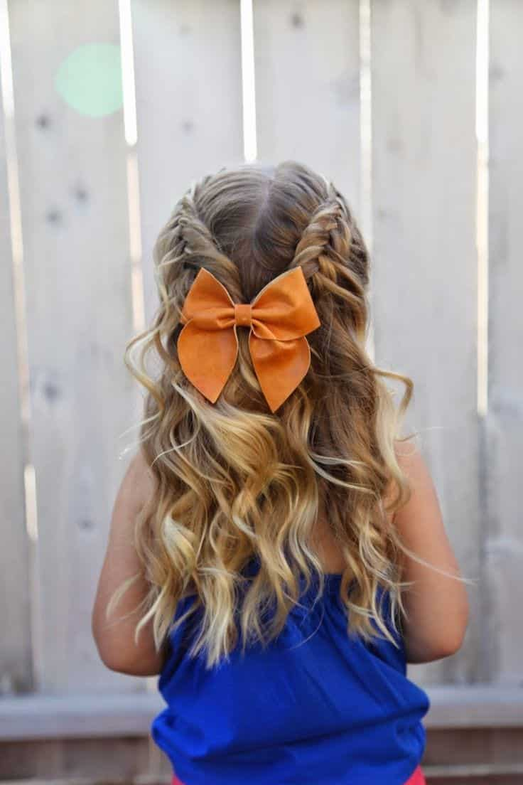 4f943508433a4bf78dfc29320b2db275 18 Cute Hairstyles for School Girls - New Styles And Tips