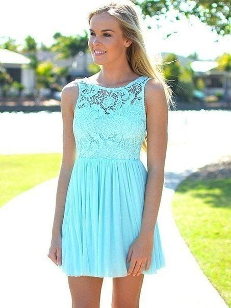 Spring dresses for girls pictures