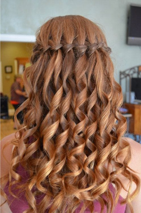 18 Cute Hairstyles For School Girls