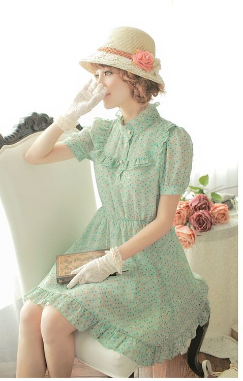 63 Tea Dresses Fashion-19 Ways to Wear Tea Dresses Fashionably