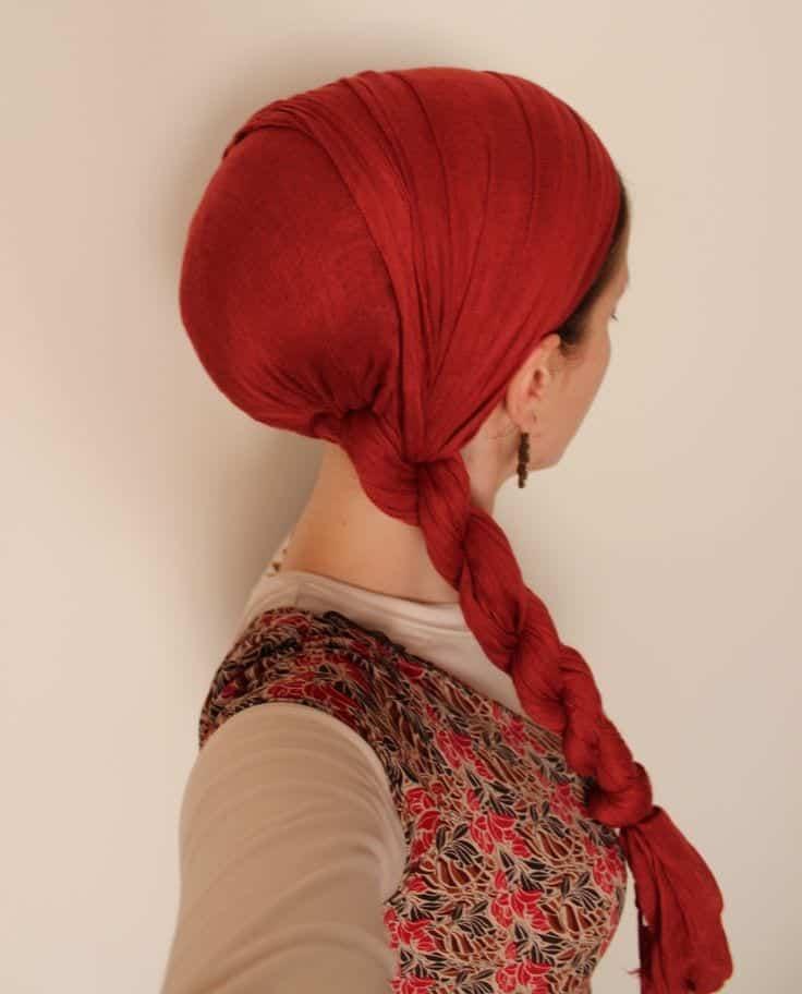87 Latest Turban Hijab Styles-18 Ways to Wear Turban Hijab