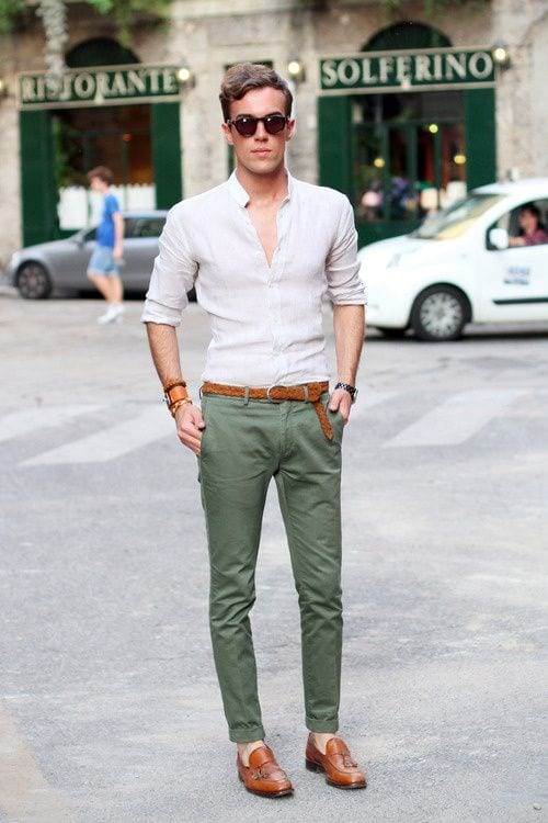 Italian Men Street Style Fashion (9)