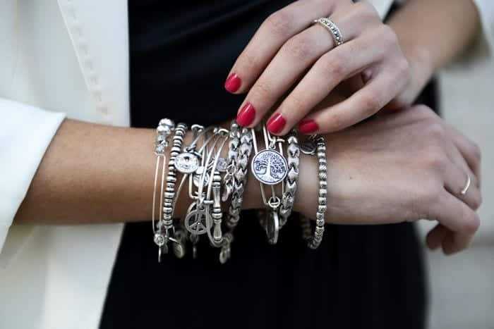 bracelet-stack 18 Cute Spring Outfits for School Girls - Fashion and Tips