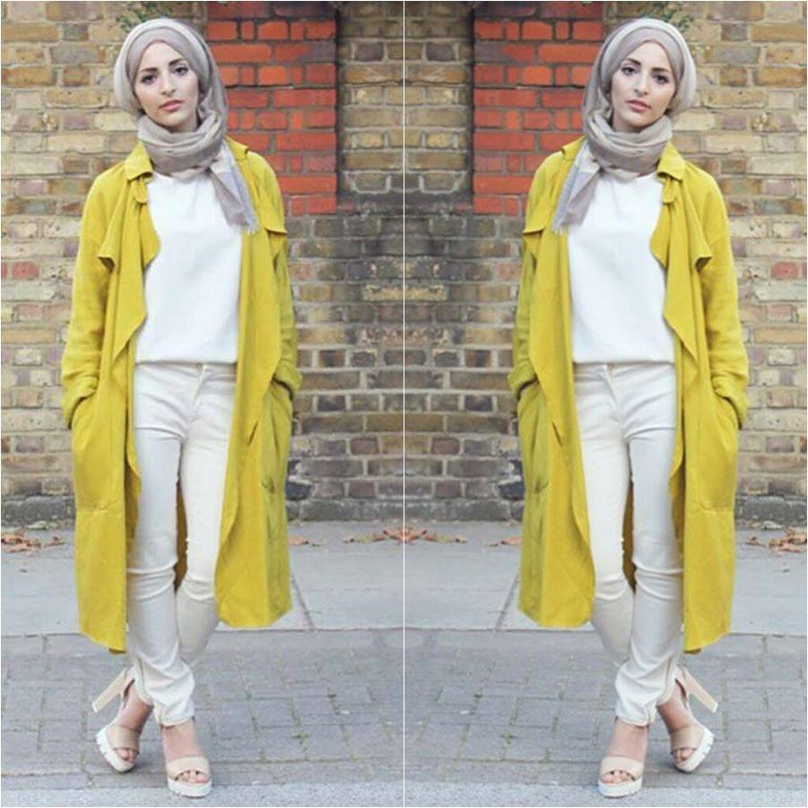 ch14 Casual Hijab Outfits–20 Ways to Wear Hijab Casually