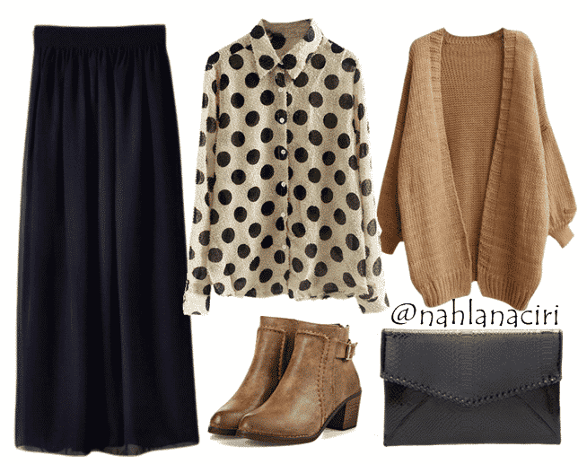 ch15 Casual Hijab Outfits–20 Ways to Wear Hijab Casually