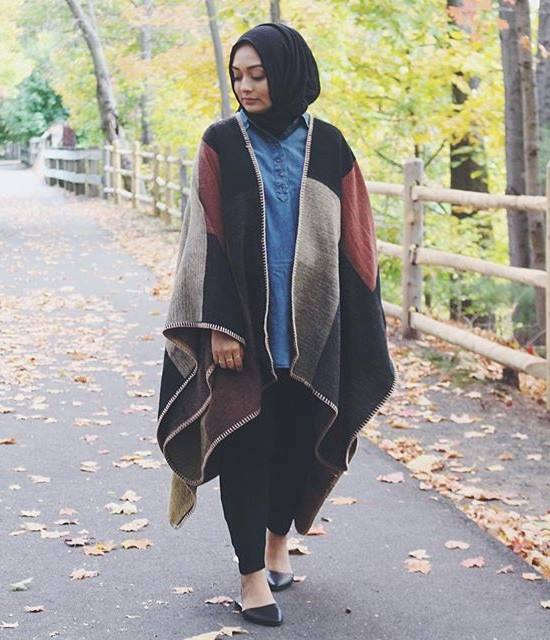 ch16 Casual Hijab Outfits–20 Ways to Wear Hijab Casually