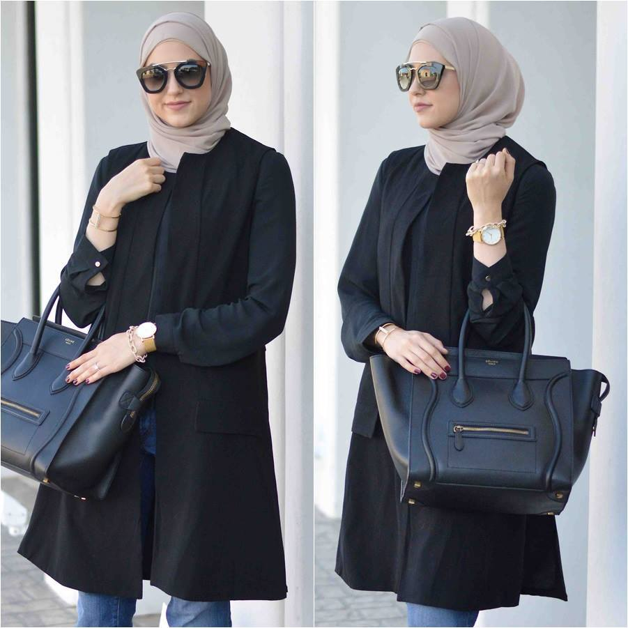 ch17 Casual Hijab Outfits–20 Ways to Wear Hijab Casually