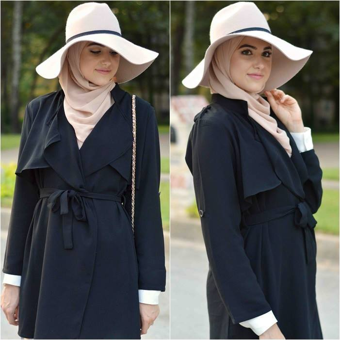 ch4 Casual Hijab Outfits–20 Ways to Wear Hijab Casually