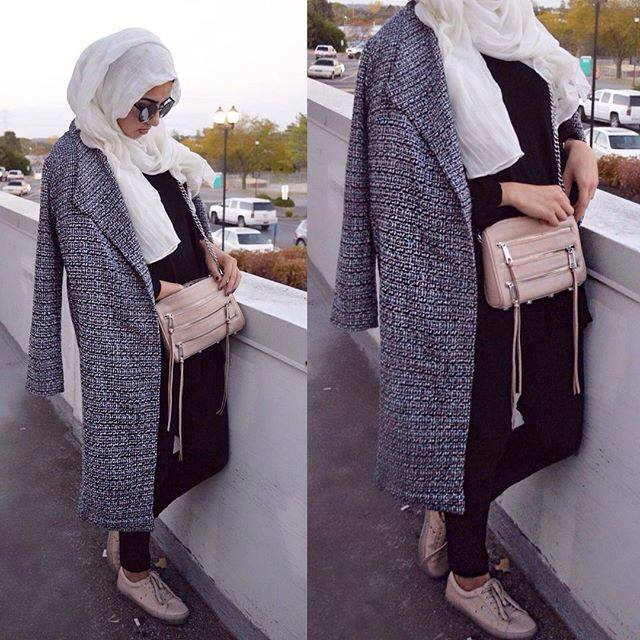 ch5 Casual Hijab Outfits–20 Ways to Wear Hijab Casually
