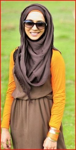 ch9 Casual Hijab Outfits–20 Ways to Wear Hijab Casually