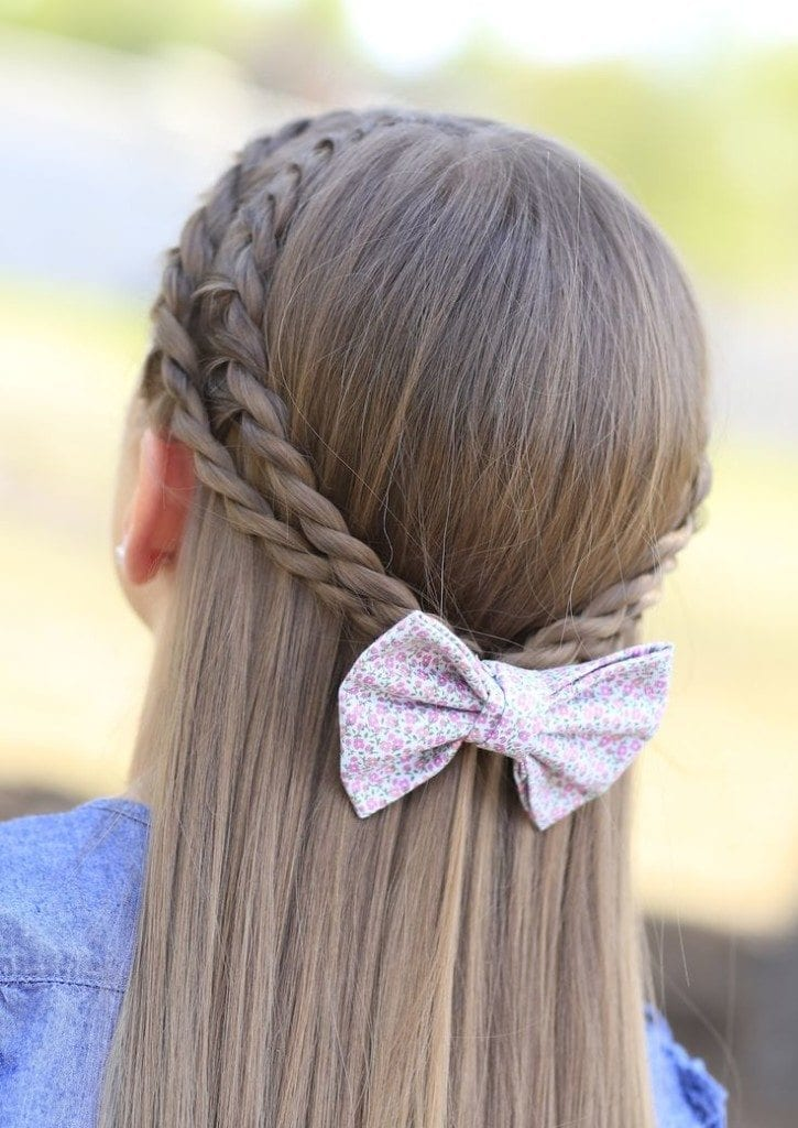 Cute Hairstyles For The New School Year : Cute hairstyles for school girls new styles and tips