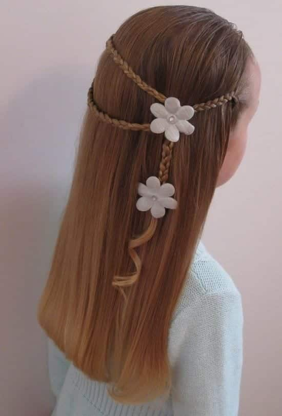 f5a46c623ca2eaadc5a7cca4b9385d16 18 Cute Hairstyles for School Girls - New Styles And Tips