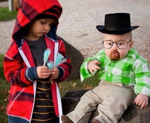 hal33 Kids Halloween Costumes Ideas-30 Homemade Halloween Babies Outfits