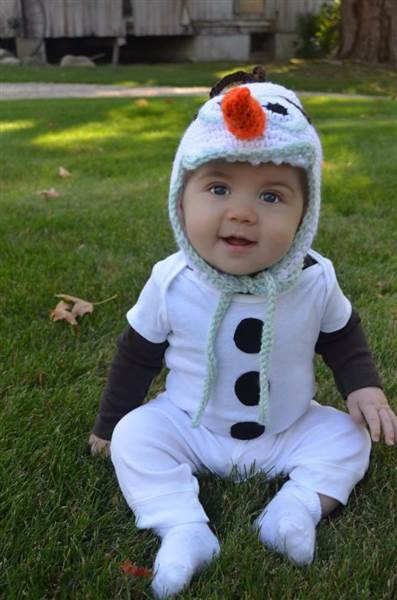 Kids halloween costumes ideas 30 homemade halloween babies for Diy halloween costume ideas for kids