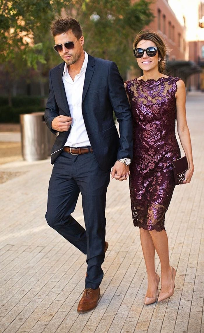 123 27 Beautiful Outfits Ideas for Couples to Look Glamorous