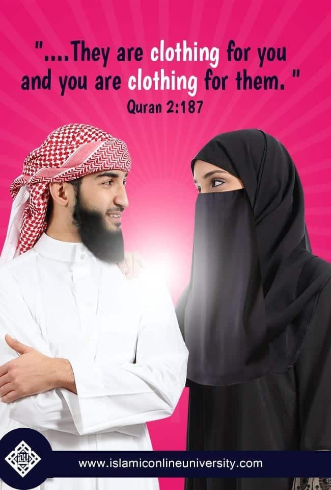 133 50 Best Islamic Quotes for Muslim Marriage Wedding Cards