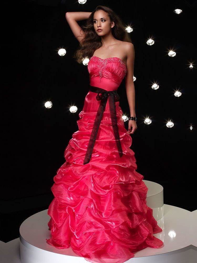 Black Girl Prom Dresses 2013