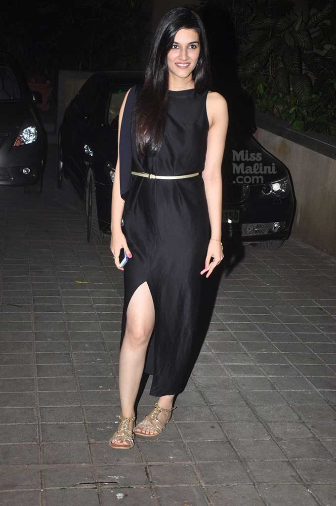 29 Kriti Sanon Pics - 30 Cute Kriti Sanon Outfits and Looks