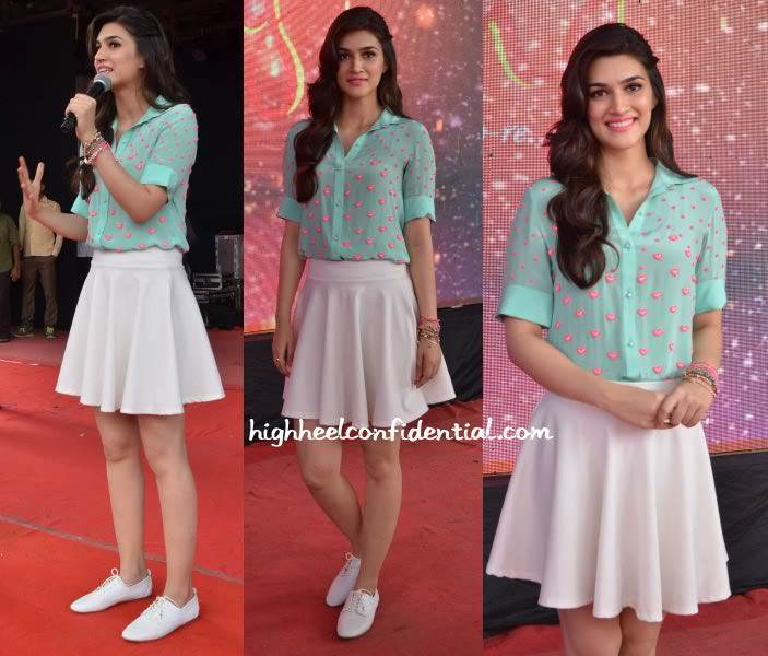 291 Kriti Sanon Pics - 30 Cute Kriti Sanon Outfits and Looks