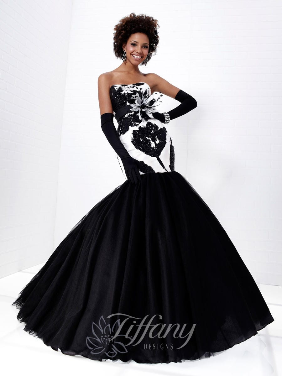 Black gloves for gown - Prom Dresses With Gloves Tail Black S Prom Outfits 20 Ideas What To Wear For
