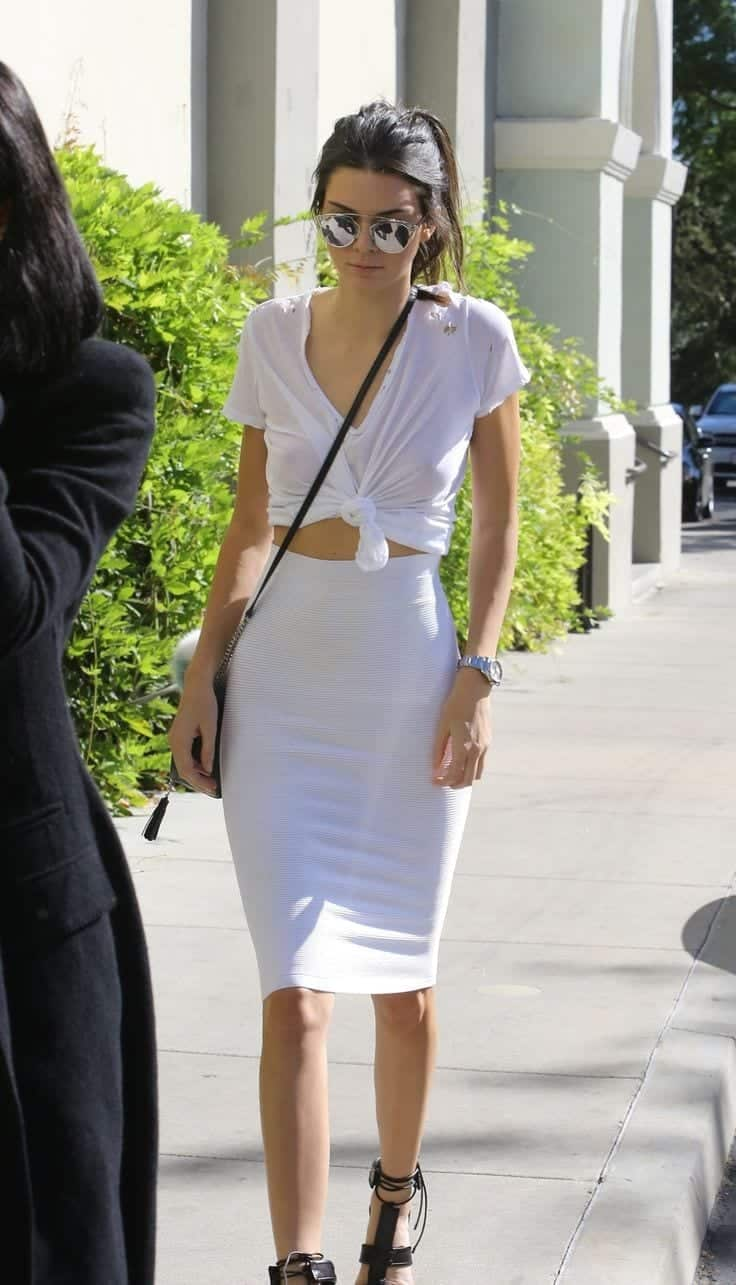 4dd6cc4917c060c33dc91c51314bd419 20 Times Kendall Jenner Goes Braless and Looks Simply Flawless