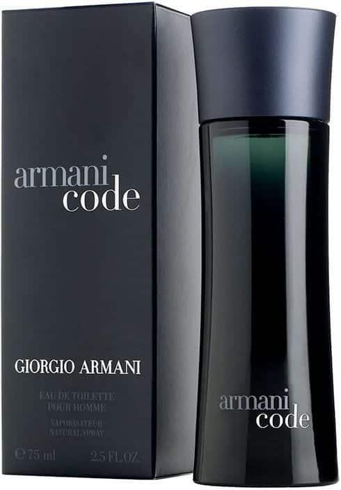 armani-code Top 10 Men's Colognes of 2015 - Best Men's Fragrances