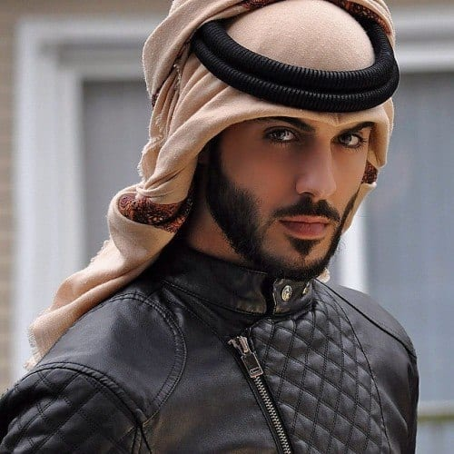 10 Most Handsome Arab Men in the World - Hottest Arab Guys