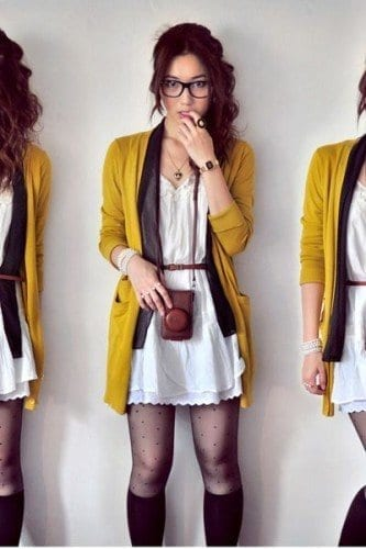 ng16-333x500 How to Dress Like Nerd? 18 Cute Nerd Outfits for Girls