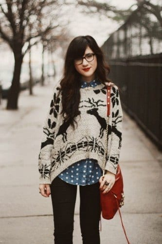 ng7-333x500 How to Dress Like Nerd? 18 Cute Nerd Outfits for Girls