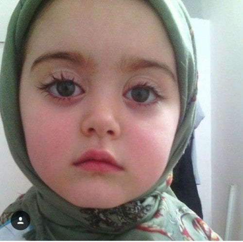 12745765_1096825627038016_7415969623724014650_n-500x498 30 Cute Pictures of Baby Girls In Hijab will Melt your heart
