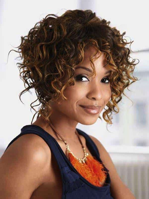 191 25 Cute Short Curly Hairstyles for Black Women These Days