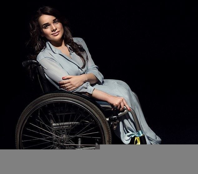 3 Top 10 Disabled Female Models From World You Must Know