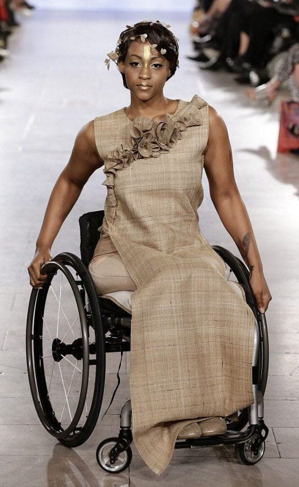 5 Top 10 Disabled Female Models From World You Must Know