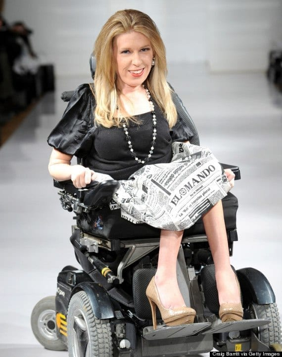 8 Top 10 Disabled Female Models From World You Must Know