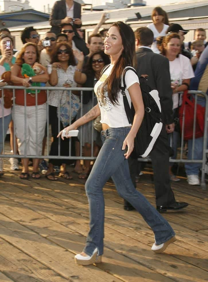 Best Megan fox outfits