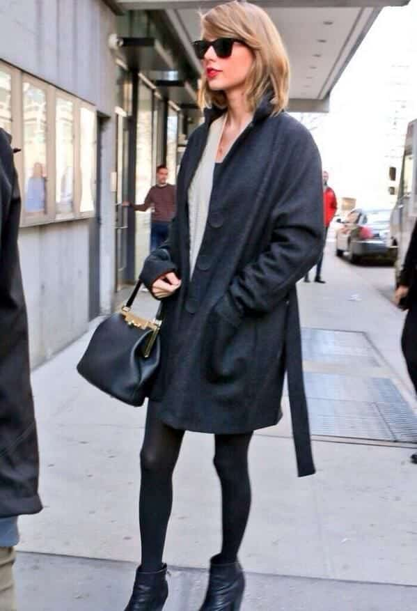a1b349e9f39404113d9d71527ec44474 Taylor Swift Fashion - 25 Cutest Taylor Swift Outfits to Copy This Year