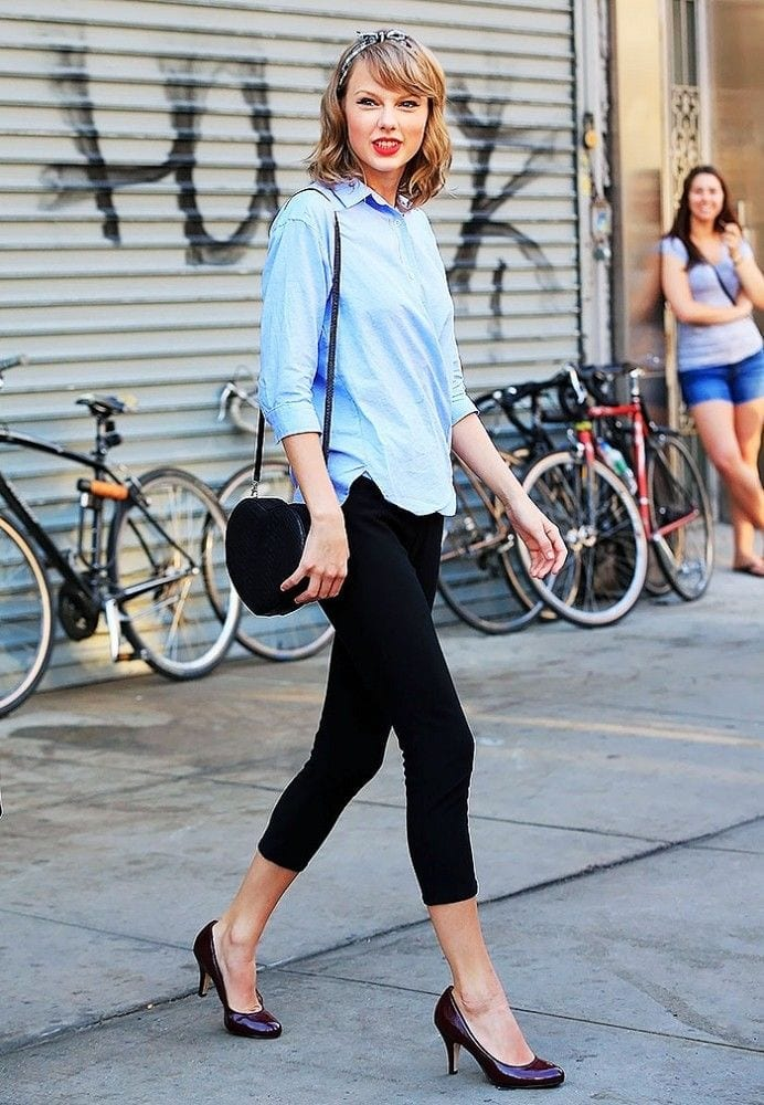 ca0784aa15cbf50ce48234d41ea3f5ac Taylor Swift Fashion - 25 Cutest Taylor Swift Outfits to Copy This Year
