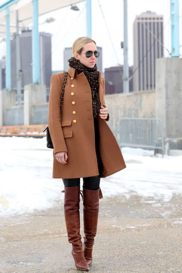 coat 10 Must Have Winter Fashion Accessories for Women This Year