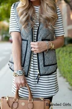 Simple outfits to wear with puffy vests (8)