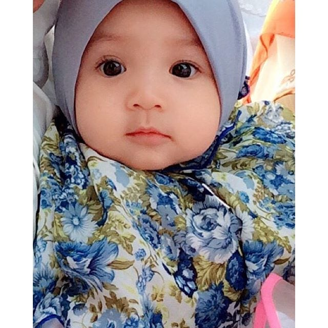 30 Cute Pictures Of Baby Girls In Hijab Will Melt Your Heart